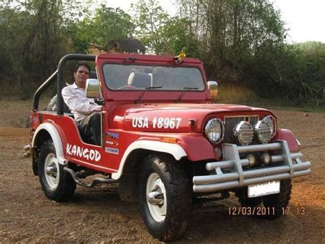 classic jeep modified the gallery for gt mahindra jeep classic