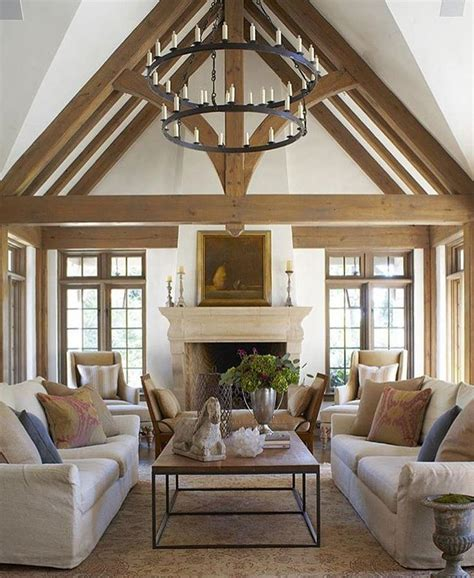 vaulted cieling lighting ideas for vaulted ceilings with beams lighting