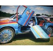 Find Used 93 CHEVY CAPRICE 26 INCH FLOATERS CANDY PAINT