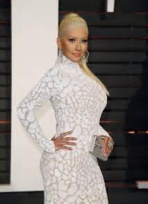 Aguilera Vanity Fair Oscar Aguilera 2015 Vanity Fair Oscar 04