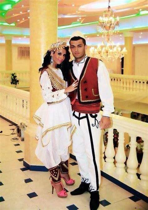 traditional albanian couple albanian wedding albania