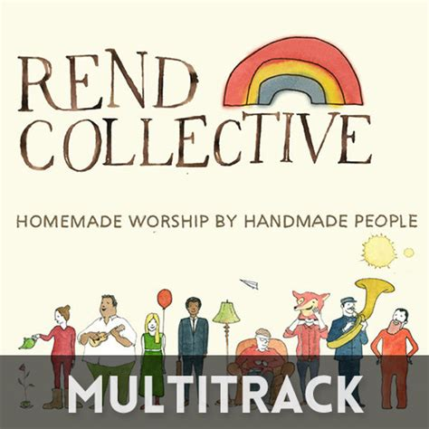 Worship By Handmade - build your kingdom here multitrack rend collective