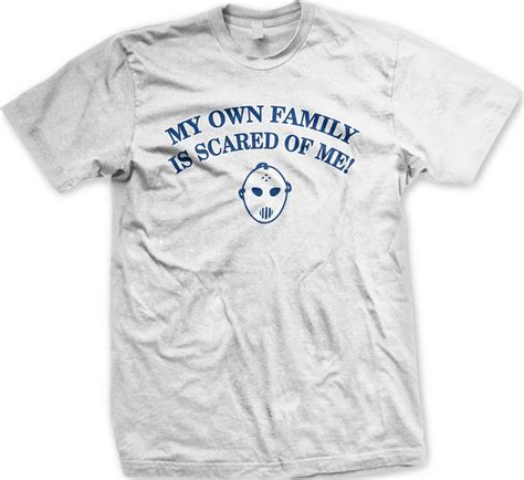 my is scared of me my own family is scared of me scary nuts mens t shirt ebay