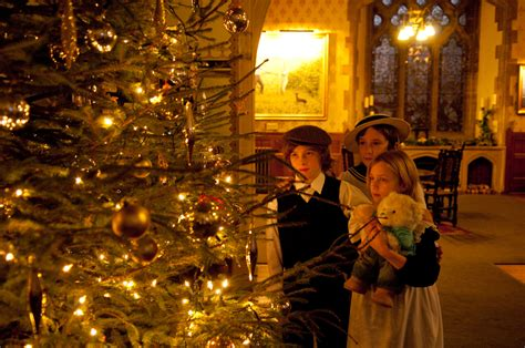 xmas tree hsitory in britain treasure houses of at the treasure houses of