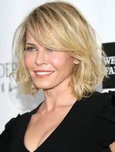 chelsea handler current haircut the 34 hottest medium length hairstyles shorts chelsea