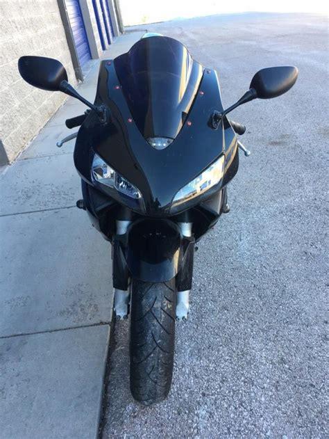 2003 honda cbr 600 price 2003 honda cbr600rr motorcycles for sale