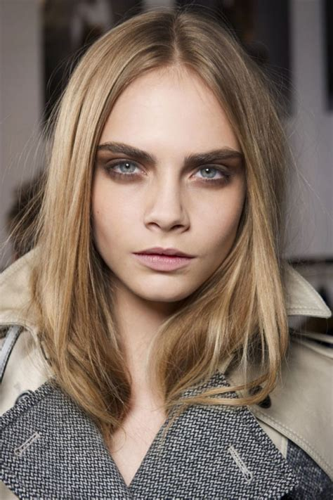 best face shape for models cara delevingne says quitting modeling would be quot blissful quot