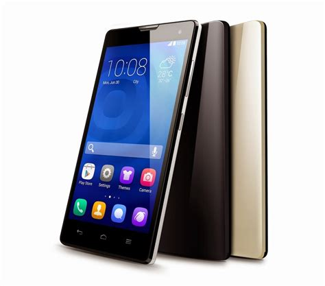 the newest android phone huawei s dual sim honor 3c heads to europe available for pre order today at just 163 110 android