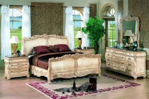 marble top bedroom set 5 pc molen b8028 beige with marble top bedroom set