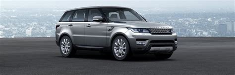 range rover sport silver range rover sport colours guide carwow