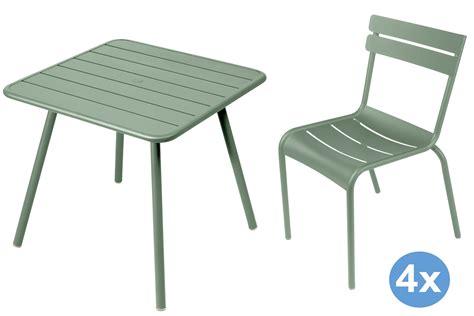 tuinset 6 stoelen marktplaats simple cheap fermob luxembourg tuinset x tafel stoelen
