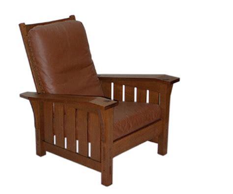 Y Furniture by Stickley Drop Arm Morris Chair