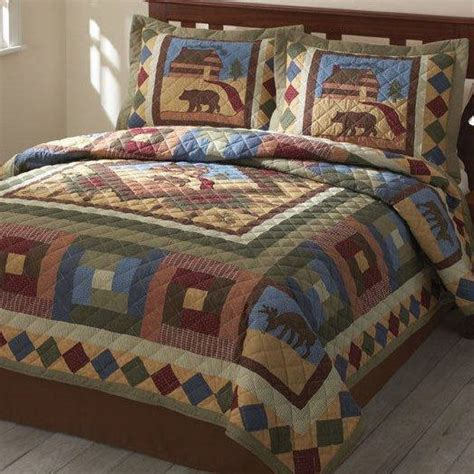 Discount Cabin Bedding by Cabin Quilt
