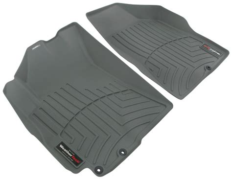Santa Fe Floor Mats by Weathertech Floor Mats For Hyundai Santa Fe 2011 Wt462981