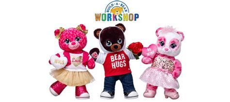 Where Can I Buy Build A Bear Gift Cards - make valentine s day special with a personalized gift from build a bear behind the buy