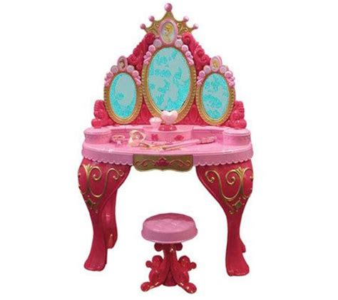 Disney Vanity by Disney Princess Enchanted Tales Vanity Qvc