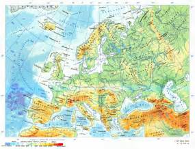 Rivers Of Europe Map by Map Of Flood 2013 2033 Europe Russia Asia Map Of