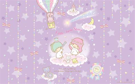 theme line twin little star 17 best images about キキララ on pinterest