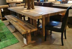 Rustic Dining Room Table Plans Dining Table Modern Rustic Wood Dining Table Furniture