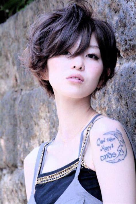 asianwomenshorthaircuts com 20 new short hairstyles for asian women hairstyle guru