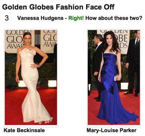 Play Our Oscars Fashion Faceoff by Play Our Golden Globes Fashion Faceoff Popsugar Fashion