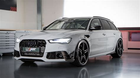 Audi Rs6 Abt by 2016 Audi Rs6 Avant By Abt Sportsline Review Top Speed