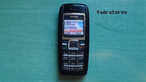 themes with ringtone for nokia nokia 1600 retro review old ringtones themes games
