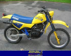 Suzuki 100 Dirt Bike 1987 Suzuki Dr100 My Dirt Bike Bikes