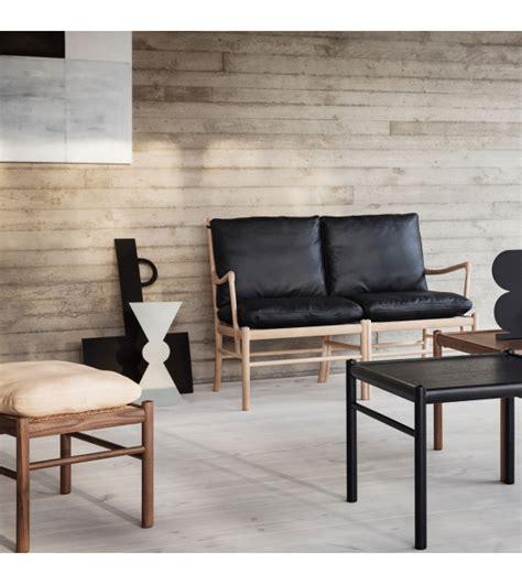 carl hansen colonial sofa ow149 2 colonial sofa carl hansen s 248 n milia shop