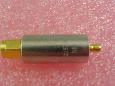 tunnel diode detector nec 1015z21 rf tunnel diode detector