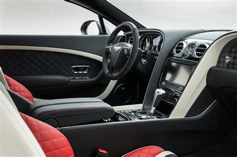 Bentley Continental Gt Interior by 2017 Bentley Continental Supersports Look Motor Trend