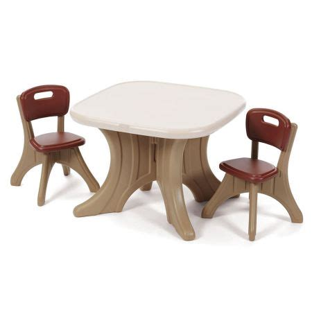 step 2 traditions table and chairs step2 new traditions table and chair set sales