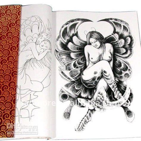 new tattoo flash design book popular tattoo reference book