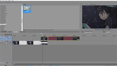 sony vegas pro transition tutorial sony vegas spin transition tutorial w sapphire plugins