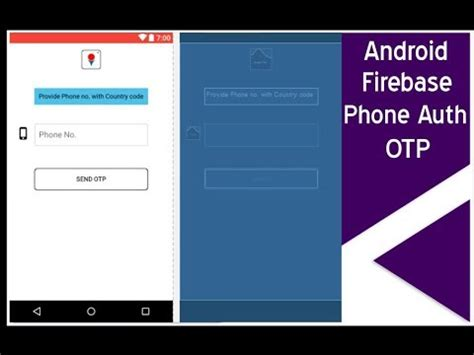 tutorial android phone 1 android app development tutorial android firebase phone