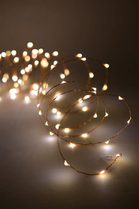warm white fairy lights led 20 feet fairy lights copper wire with 120ct warm white