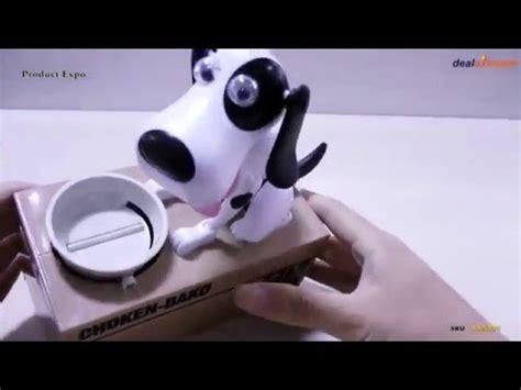Celengan Unik Burung By Gufi Store celengan anjing pemakan koin