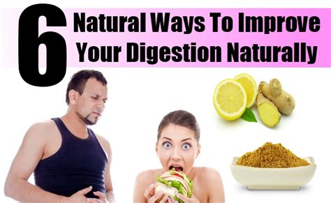 how to improve your digestion naturally ways to improve