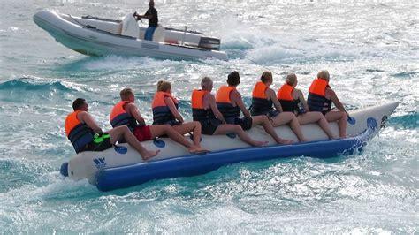 banana boat ride youtube banana boat ride hurghada red sea youtube
