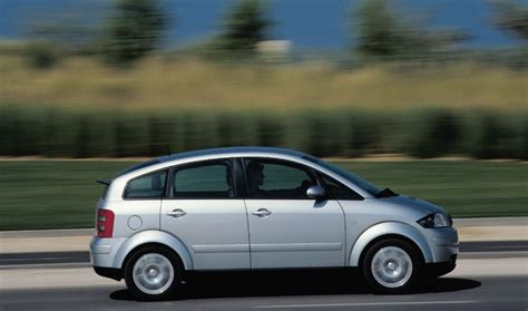 Audi A2 Review by Audi A2 Reviews Reviews Technical Data Prices