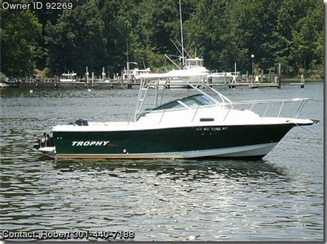used walkaround boats for sale by owner 2005 trophy 2302 walkaround used boats for sale by owners