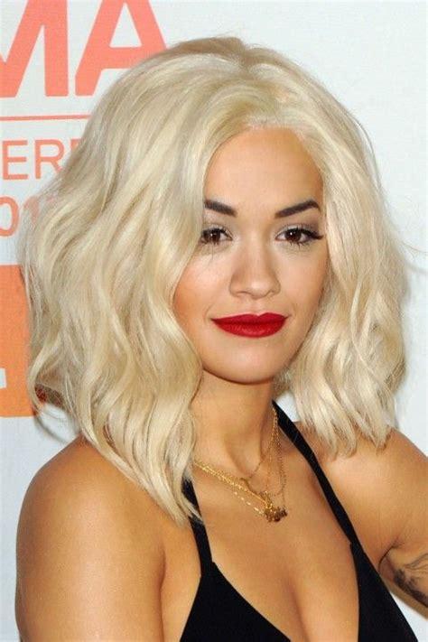 blonde bob colour ideas hair colour ideas a list inspiration for your next visit