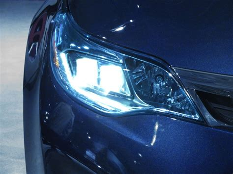 Headlights Halogen Vs Xenon Vs Led Vs Laser Vs How To Install Led Lights In Car