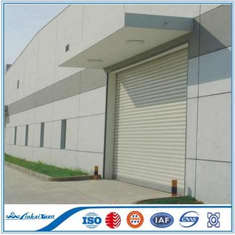 Cheap Electric Cheap Electric Roller Garage Doors by Cheap Electric Steel Roller Shutter Door Stainless Steel