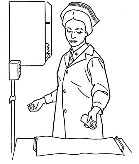 coloring pages nurses and doctors colouring pages doctors and nurses free coloring pages of