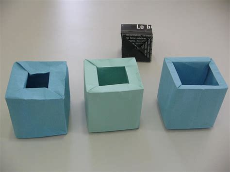 Origami Rectangular Prism - the origami forum view topic doing a model without