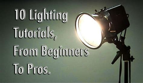 photography lighting kits for beginners 10 photography lighting tutorials from beginners to pros