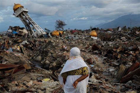 gempa bumi  palu  donggala sebenarnya