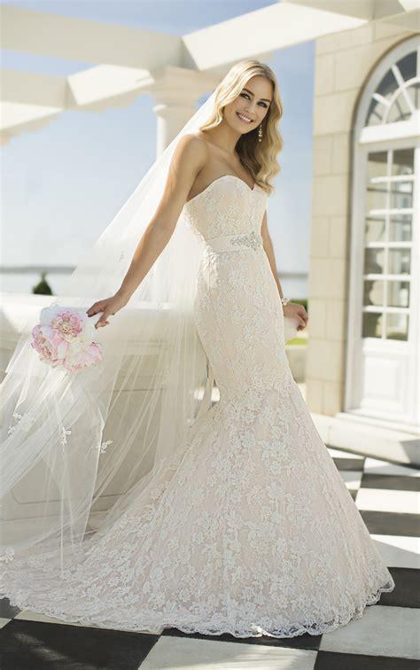 wedding gown lace wedding gown stella york