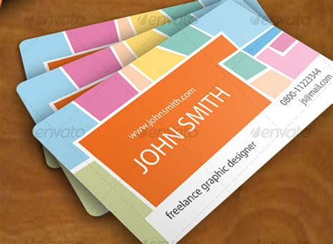 great personal card templates 45 attractive personal business card templates